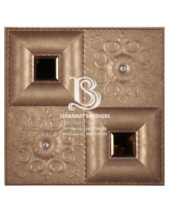 3D Leather Panels SB_1141